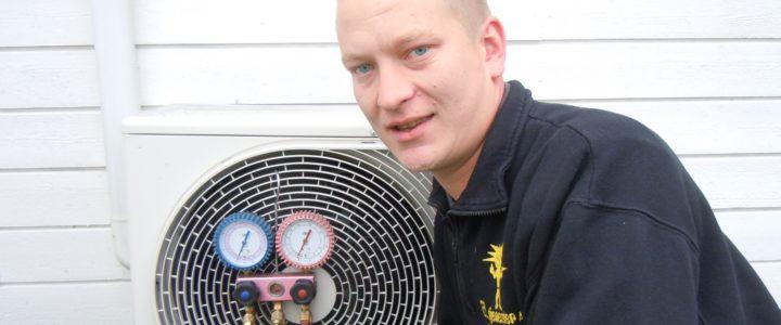 Varmepumpe-råd får du av Hans Christian