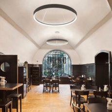 Riktig lyssetting innendørs gir et godt førsteinntrykk
